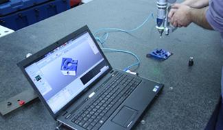 Fabricación por CAD-CAM y digitalización de superfícies
